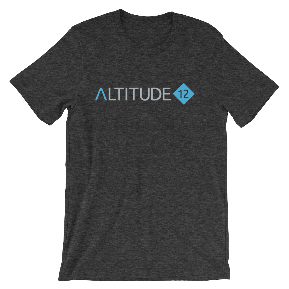 Altitude 12 T-Shirt Front