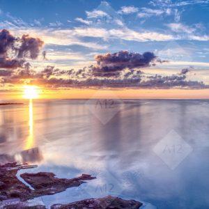Buxton sunset watermarked