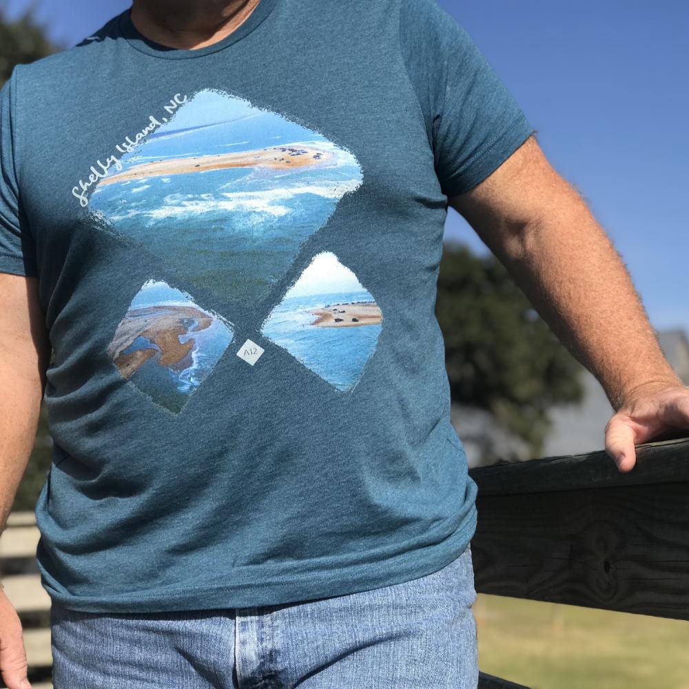 Shelly Island Diamond T-Shirt Main Photo