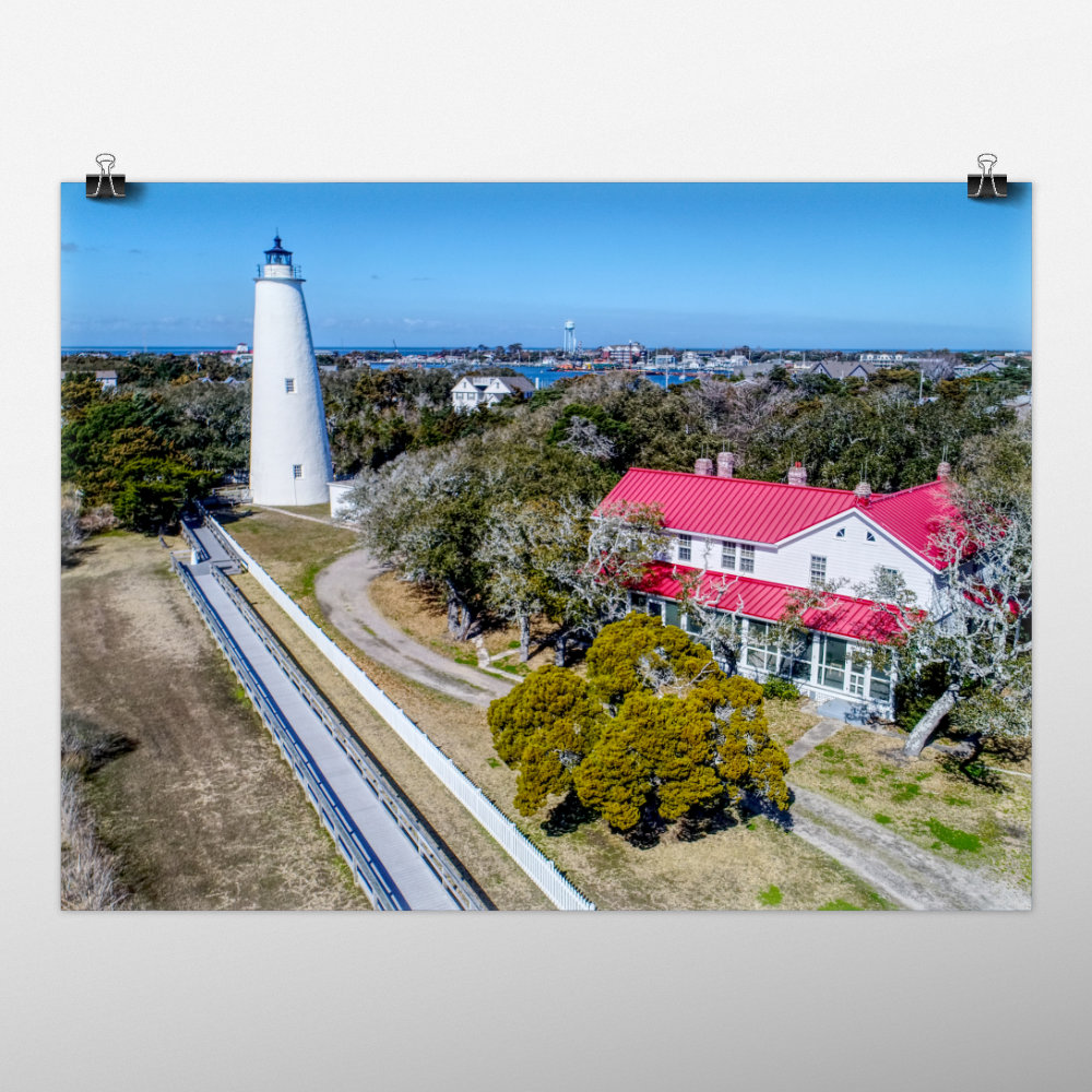 Ocracoke Island Light Station